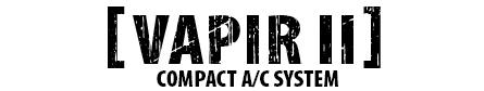 Vapir Compact A/C System