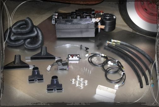 1970-72 Chevelle TruMOD Complete A/C System - Original Heater Only