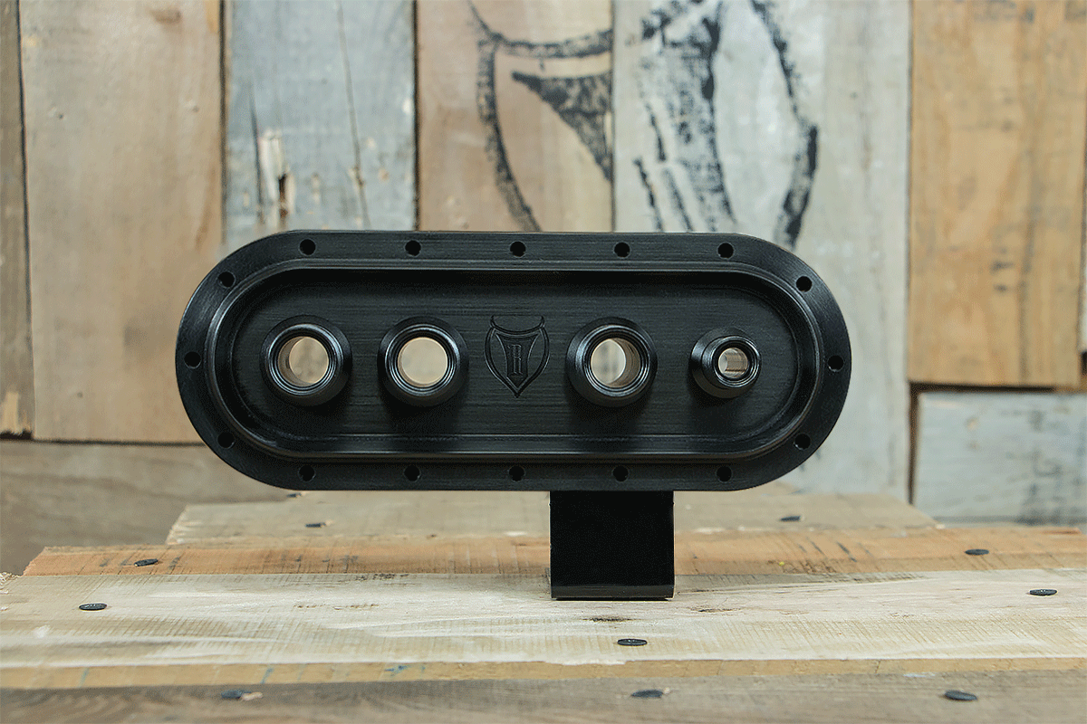 products RESTOMOD AIR BULKHEAD SYNISTER HORIZONTAL REVOLVER FRONT