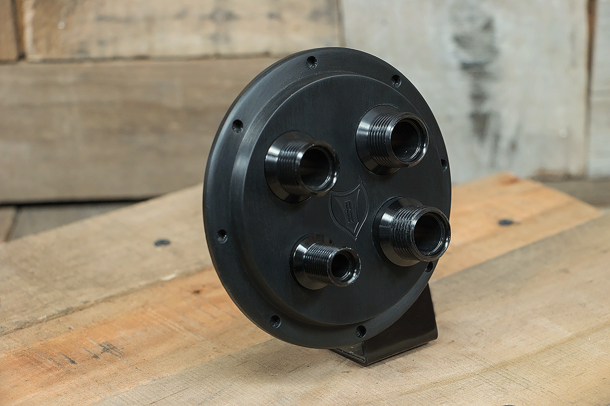 products RESTOMOD AIR BULKHEAD SYNISTER ROUND REVOLVER RIGHT