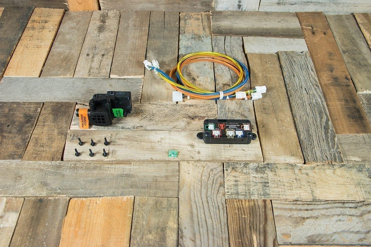 products RESTOMOD AIR BANTAM AIR SYSTEM PARTS ELECTRONICS