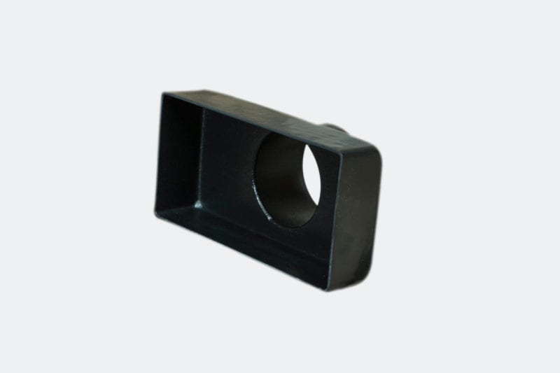 products 0022 9 Rectangular Vent Adaptor 5 78 x 2 58