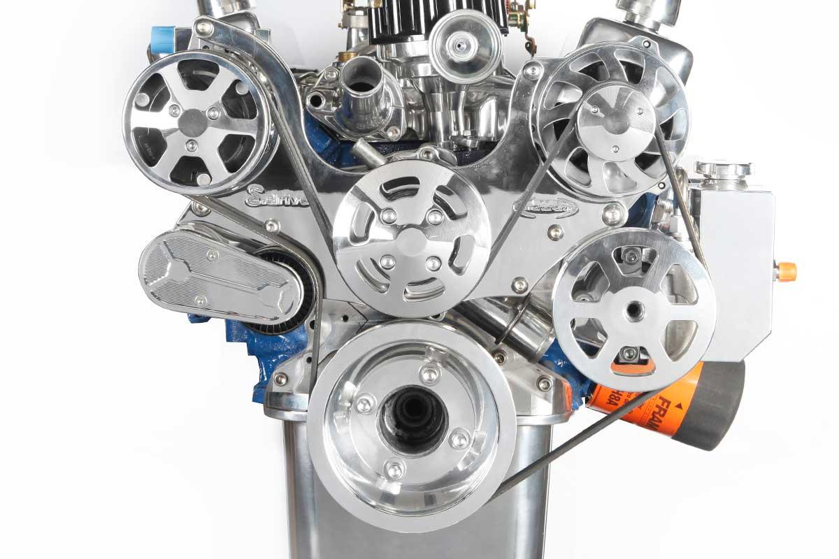 MS107 63BP sbford s drive serpentine pulley kit