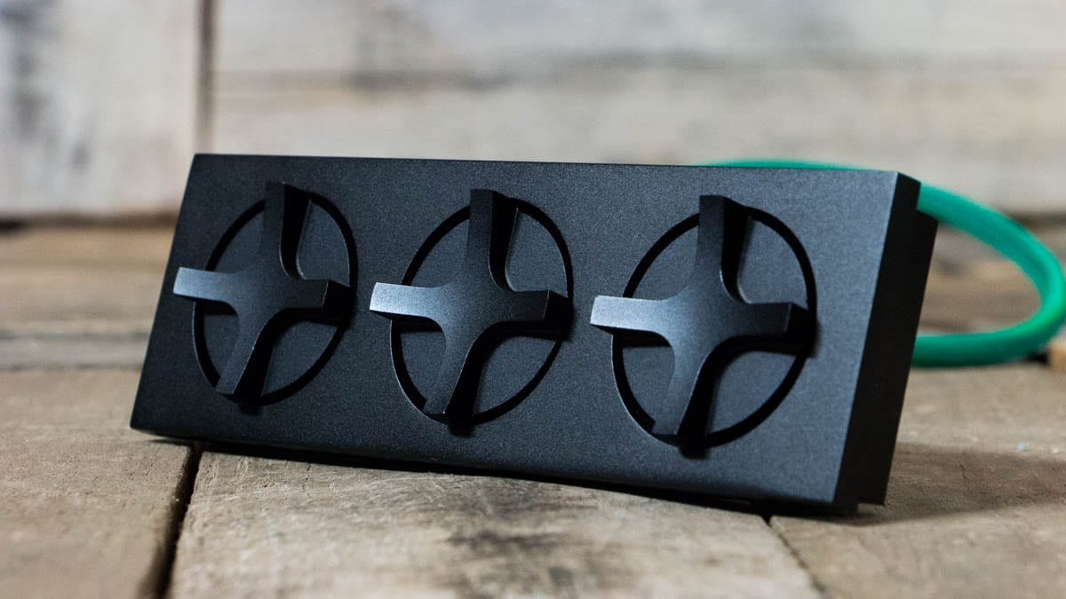 SLIPSTREAM X SYNISTER BLACK AC CONTROLLER LEFT