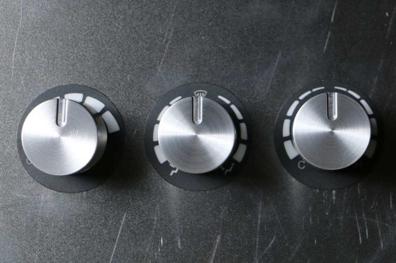 STEALTH SLIPSTREAM KNOB SATIN STRAIGHT