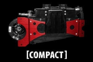 Compact Aftermarket A/C System