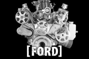 Ford A/C Serpentine Belt Drive Kits