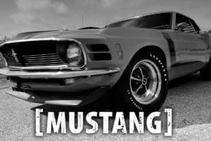 TRUMOD AC SYSTEM BANNER CAR PICS MUSTANG