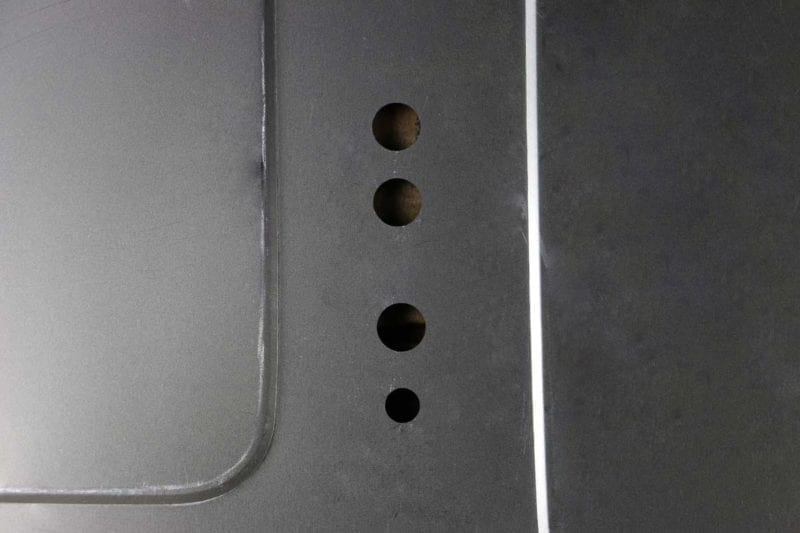 1973-87 Square Body Firewall Filler Panel