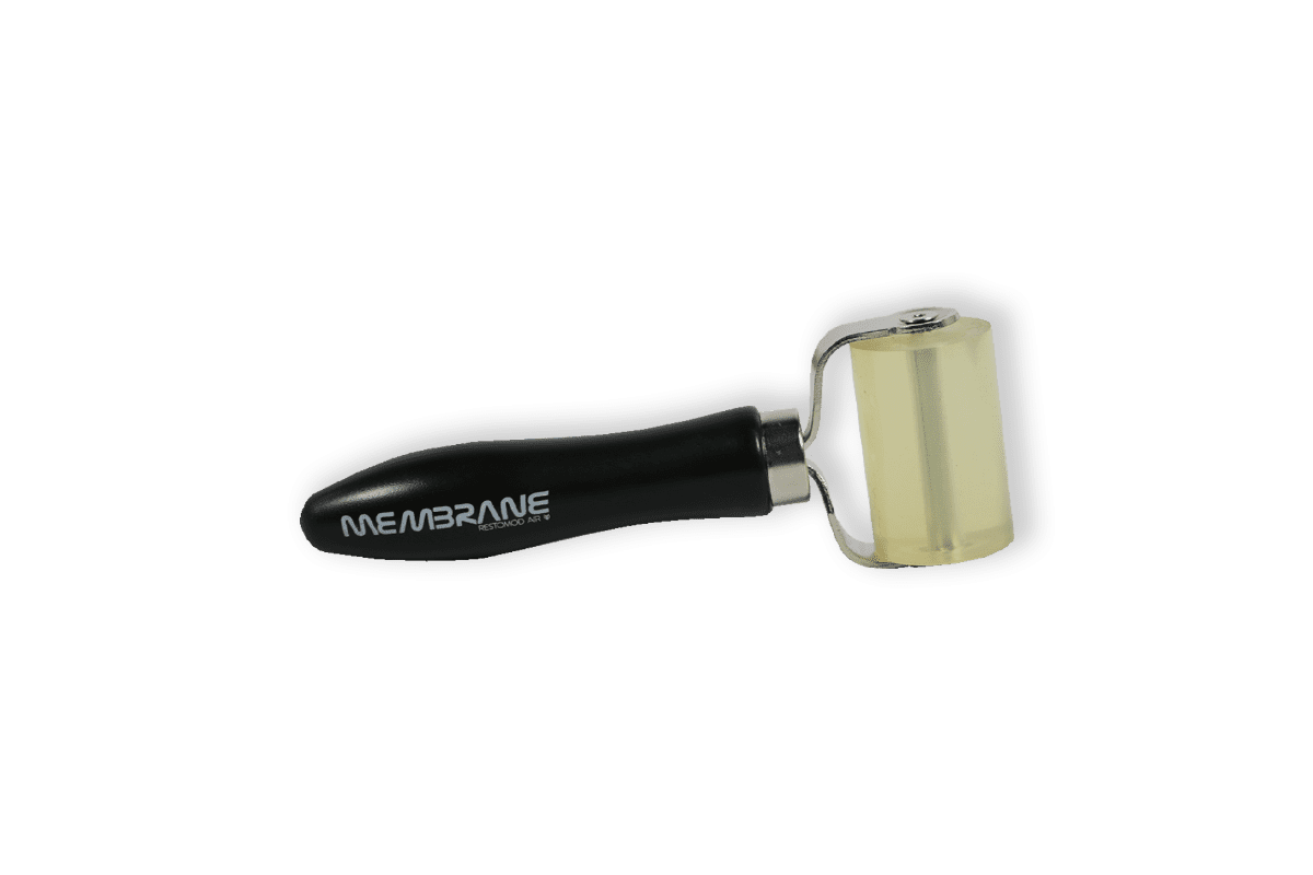 membrane hand roller for web
