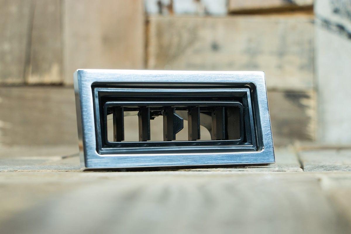 restomod air diablo rectangular polished smooth right
