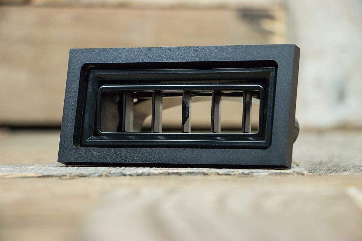 restomod air synister rectangular smooth left