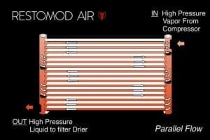 restomod air parallel flow 1