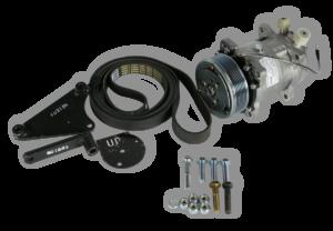 hmmwv serpentine belt compressor