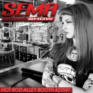 vic sema booth number 1