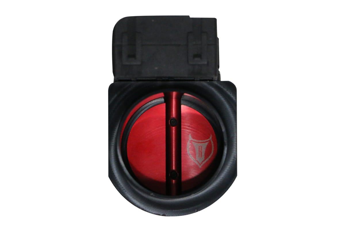 VAC CONTROLLER BLACK CLOSED BACK