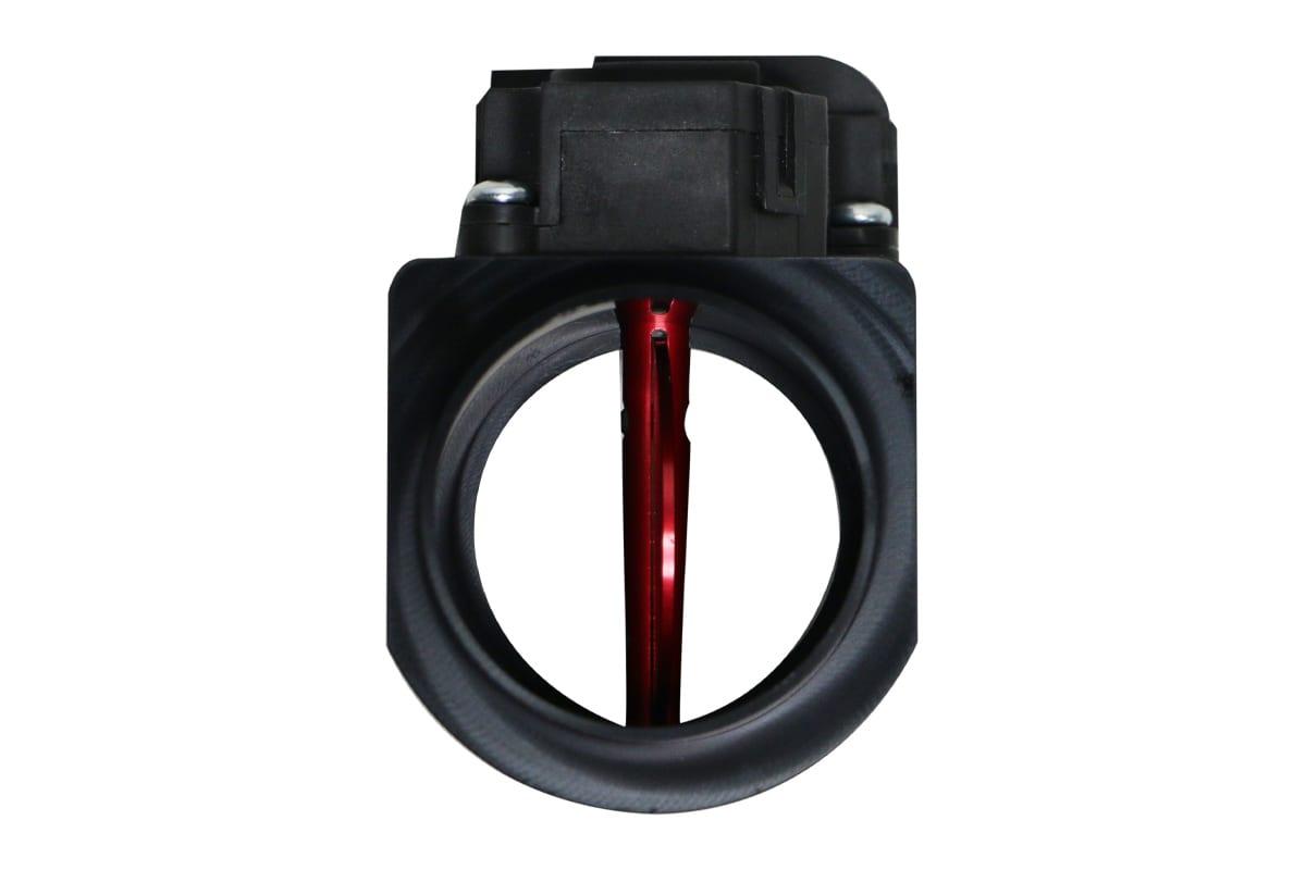 VAC CONTROLLER BLACK FRONT OPEN