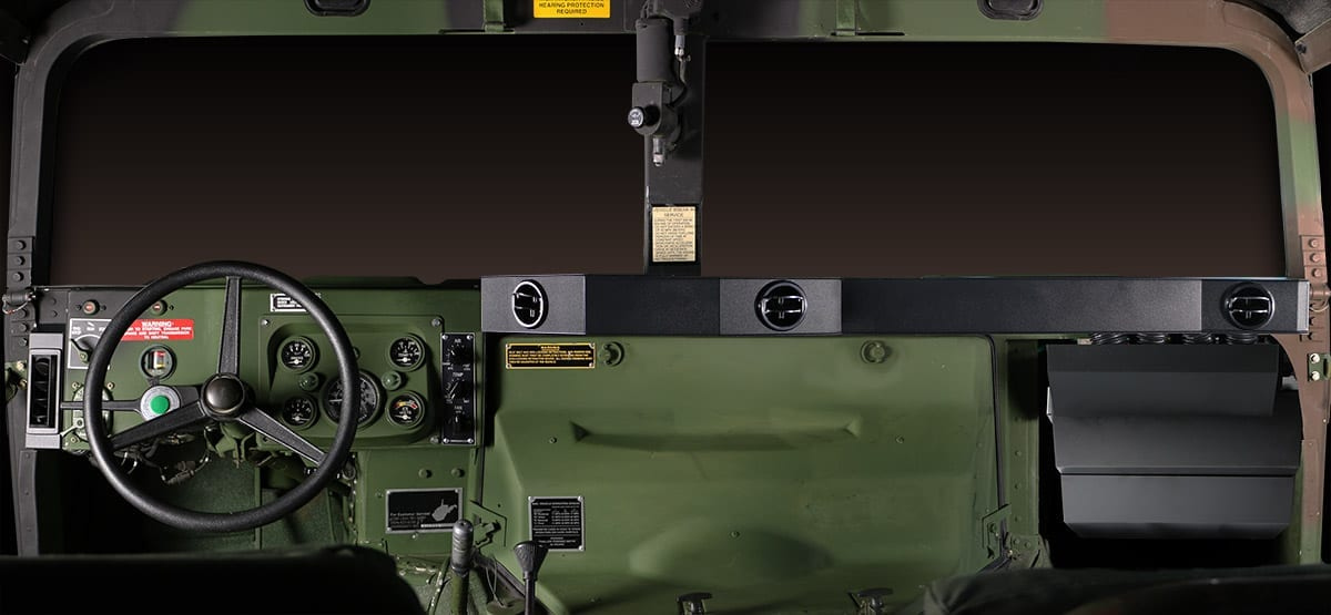 humvee hero gen 2 open web