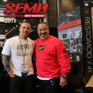 sema 2018 mike and ralph
