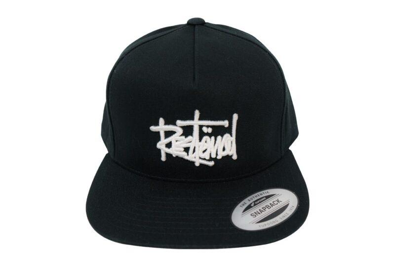 RESTOMOD SCRIPT HAT FRONT