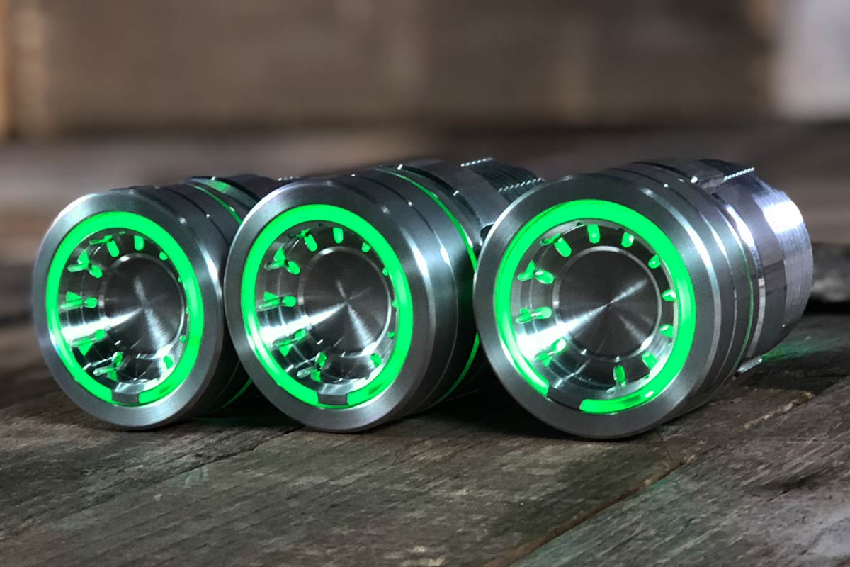 pods green light satin 2