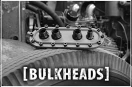 Custom Aftermarket A/C Bulkheads | Restomod Air AC Bulkheads