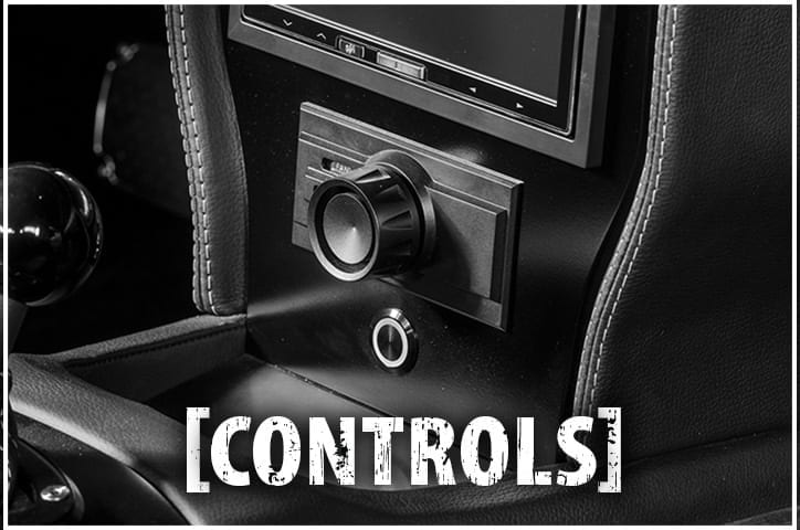 Custom A/C Controls I Automotive AC Controls