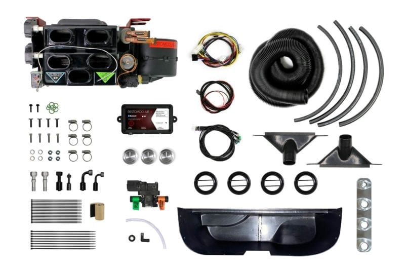 60 63 CHEVY TRUCK TRUMOD INTERIOR KIT