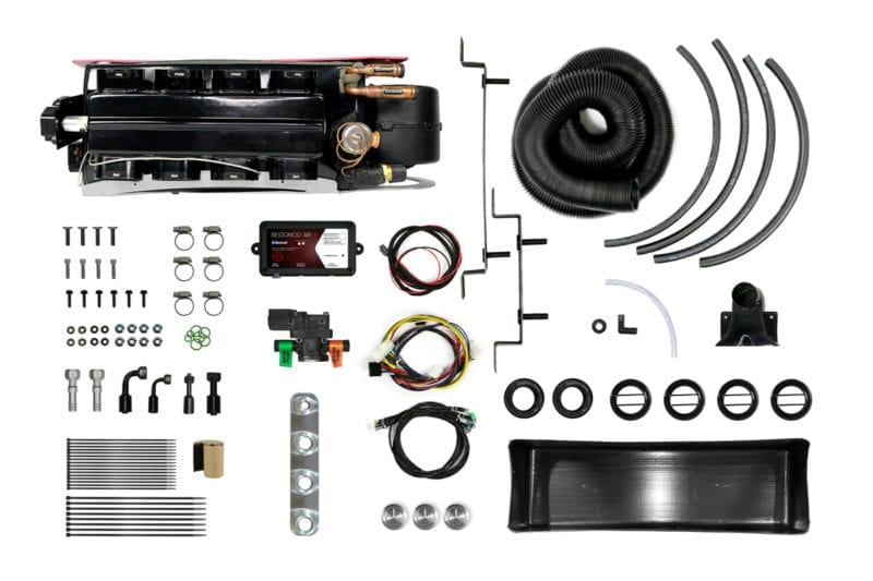 67 72 FORD TRUCK TRUMOD GEN 3 INTERIOR KIT