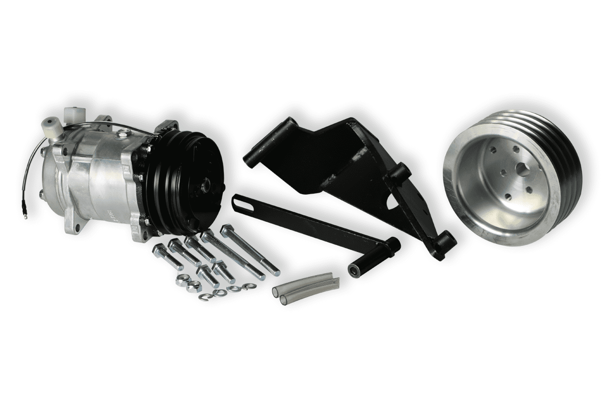 HUMVEE ENGINE KIT WHITE BACKGROUND