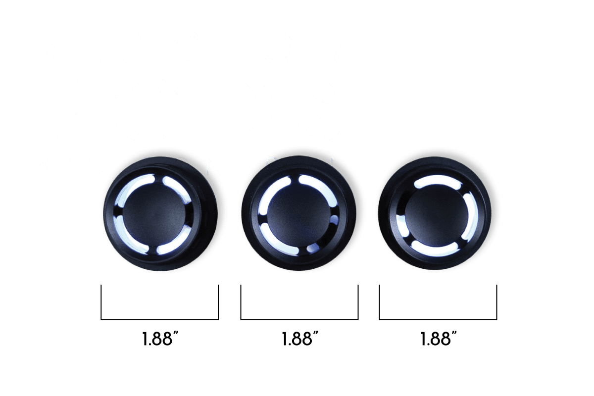 REACTOR PODS SYNISTER BLACK WHITE LED FOR WEB 01