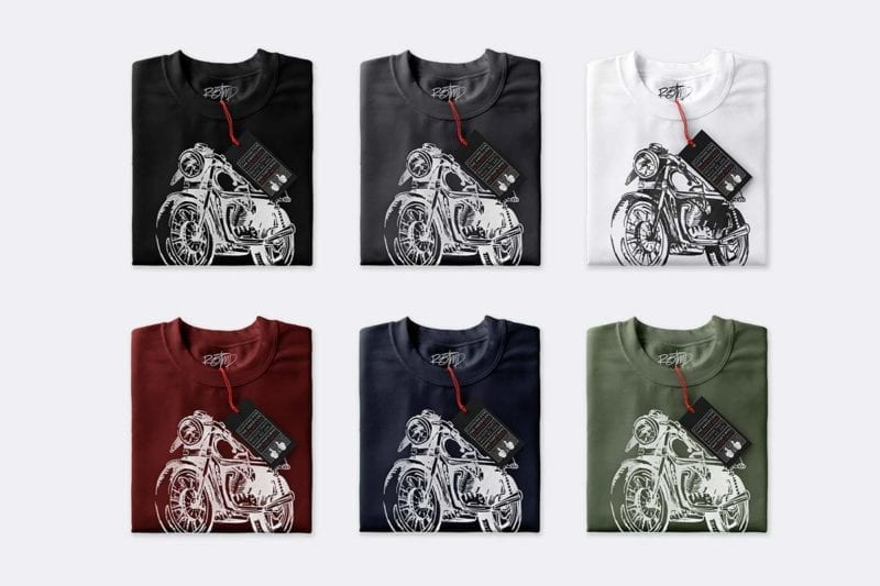 MOTORCYCLE SHIRTS ALL COLORS