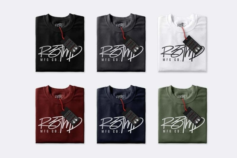 HANDWRITTEN SHIRTS ALL COLORS