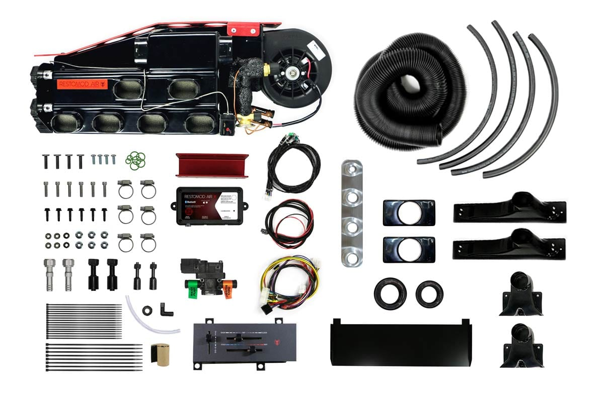 73 87 CHEVY TRUCK FACTORY AIR INTERIOR KIT