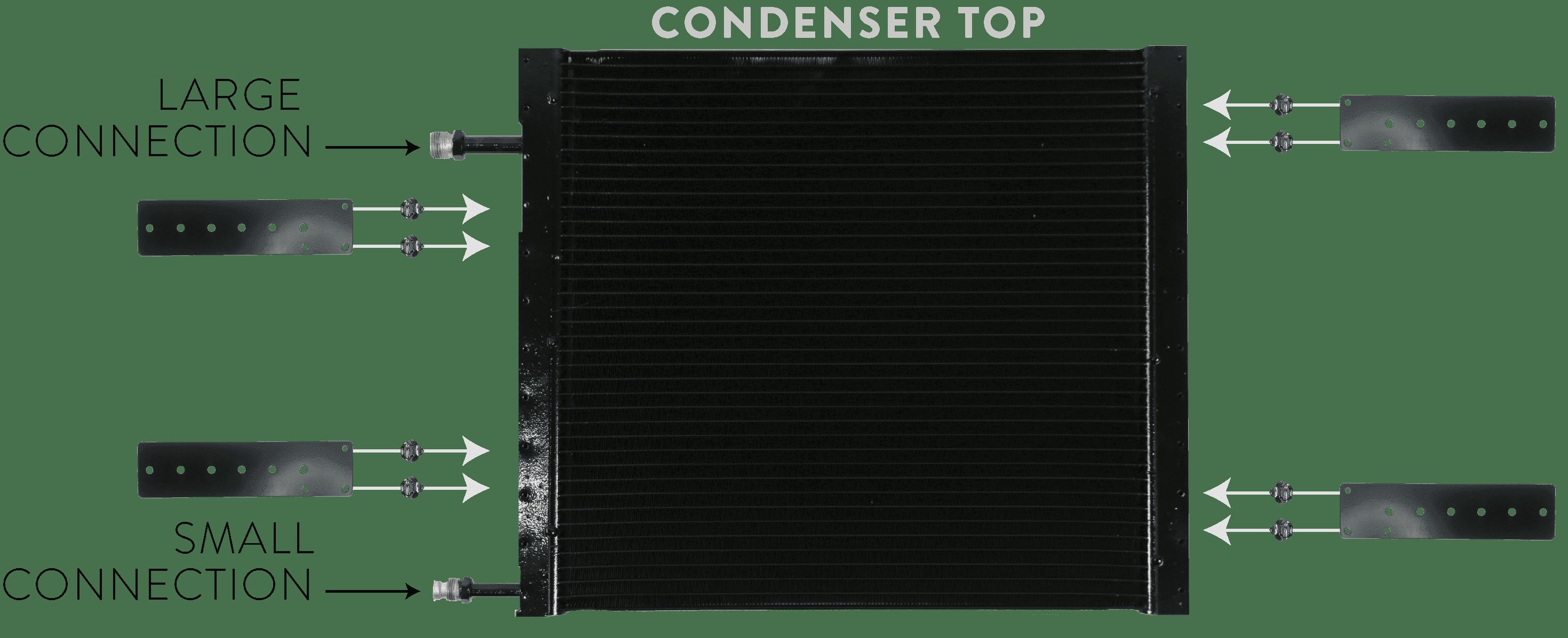 CONDENSER MOUNTING 08
