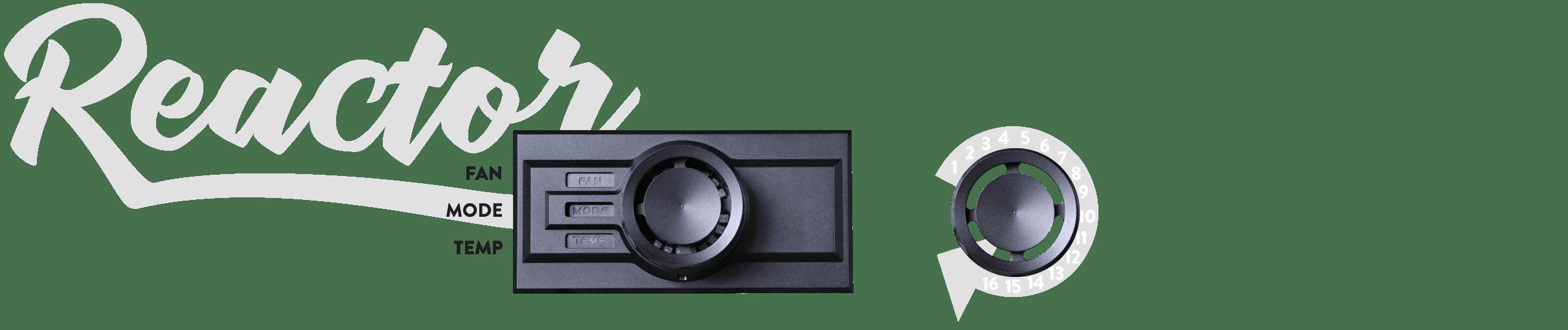 CONTROLS SUPPORT REACTOR WEB