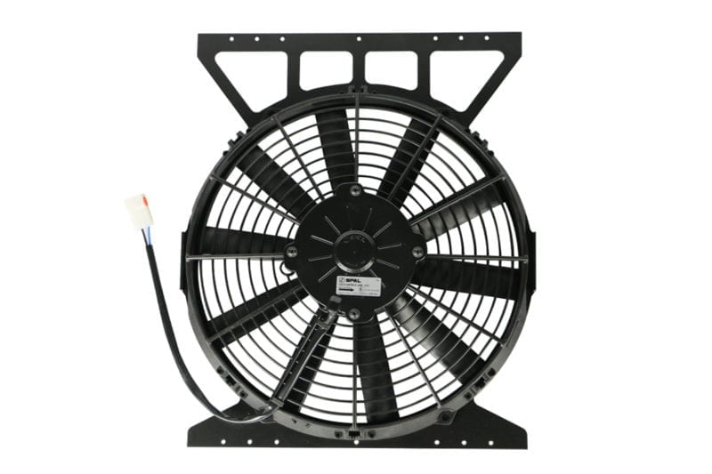 HUMVEE CONDENSER SINGLE FAN