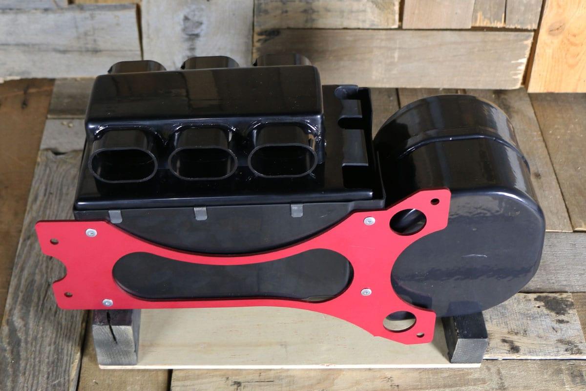 CYCLONE REVERSE S MOCK BOX TOP BRACKET