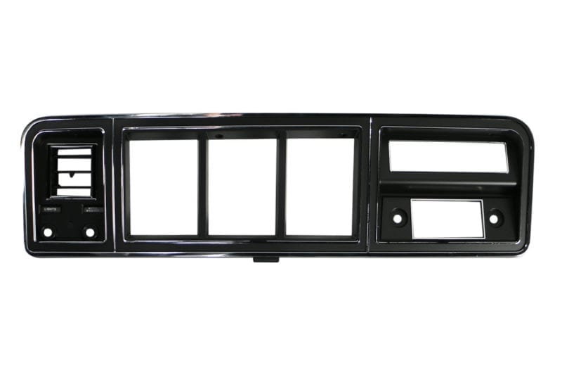 73 79 FORD TRUCK UPGRADE DASH BEZEL