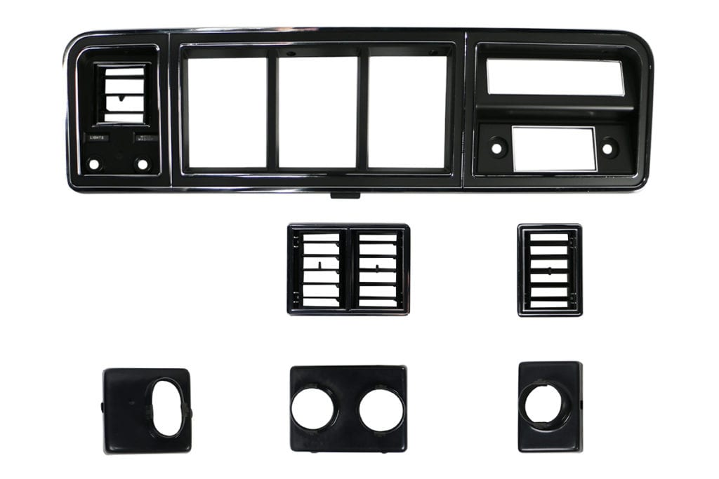 73 79 FORD TRUCK BEZEL ALL