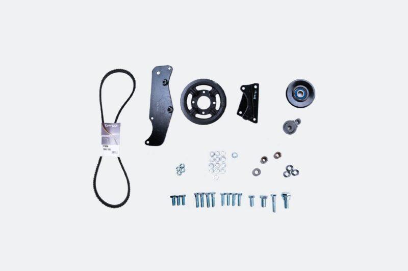 6 130 Compressor Bracket Set