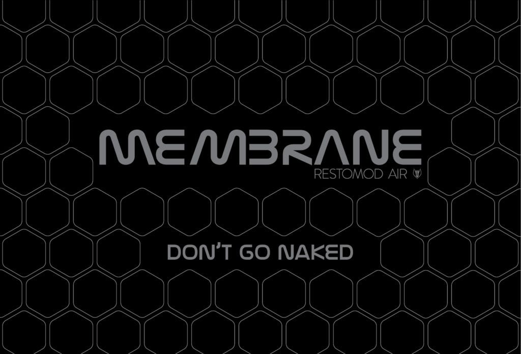MEMBRANE CARD front