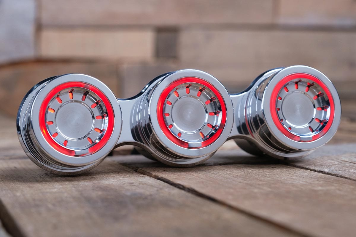 NUK PODS RED LED POLISHED RIGHT