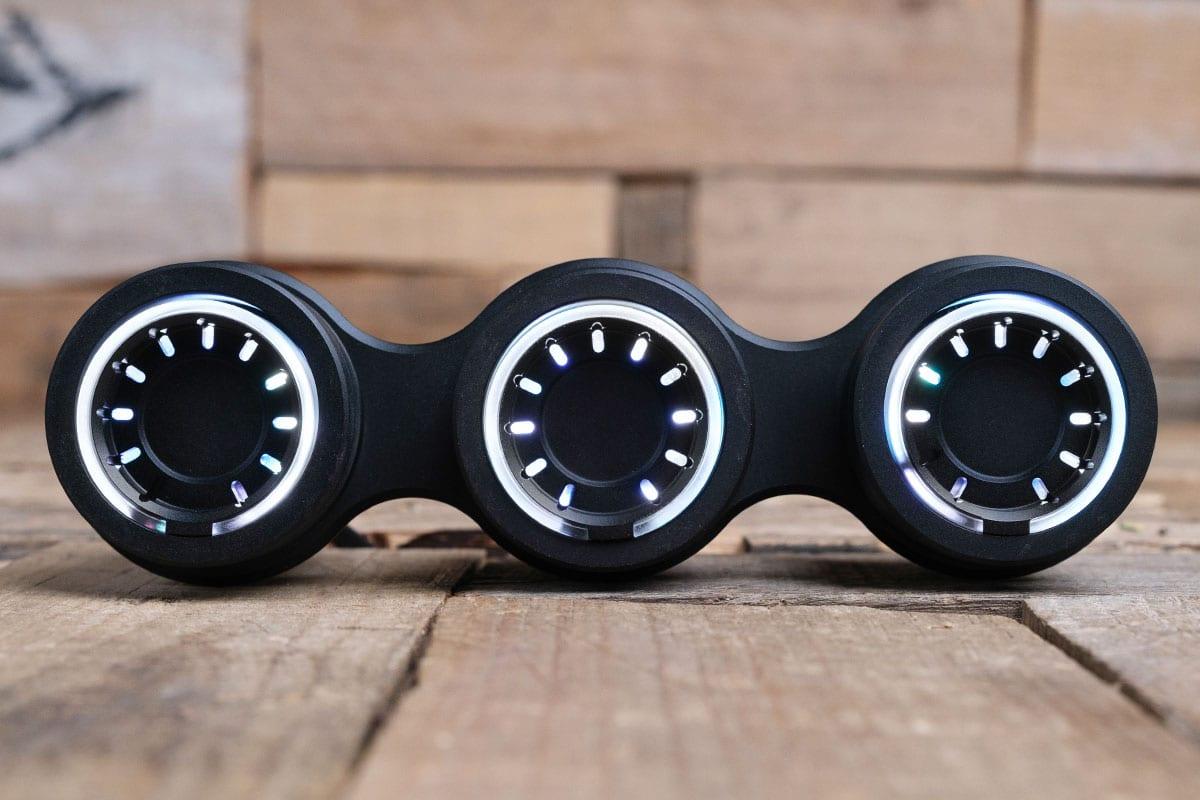 NUK PODS WHITE LED SYNISTER BLACK STRAIGHT RM 16 7012B W